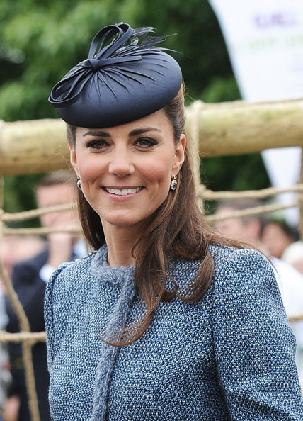 Kate Middleton Hats The Great Wide Open