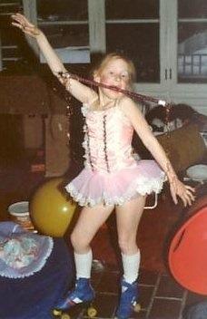 Sometimes I still feel like this little girl