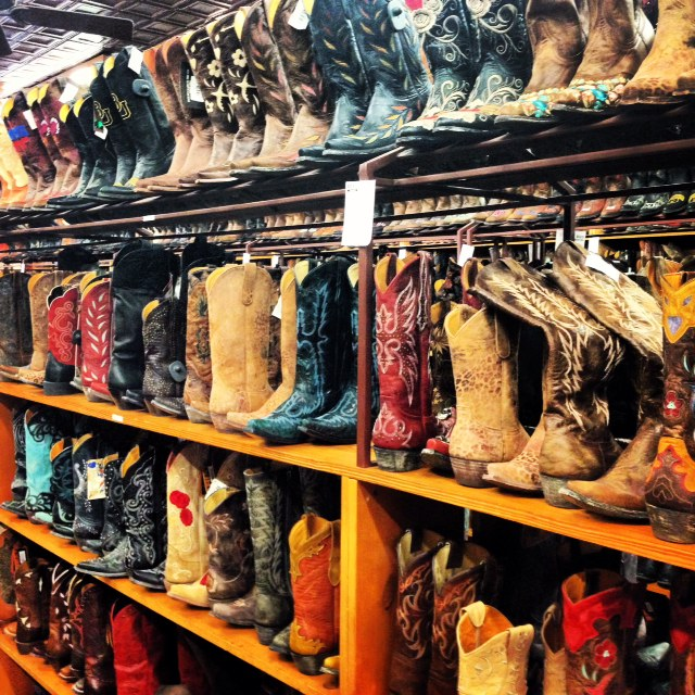 where to buy cowboy boots | The Great Wide Open