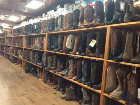 men's aisles