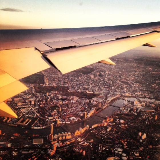 Hello London!