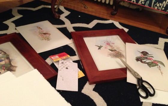 Late night crafts
