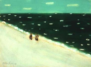 A piece by Milton Avery