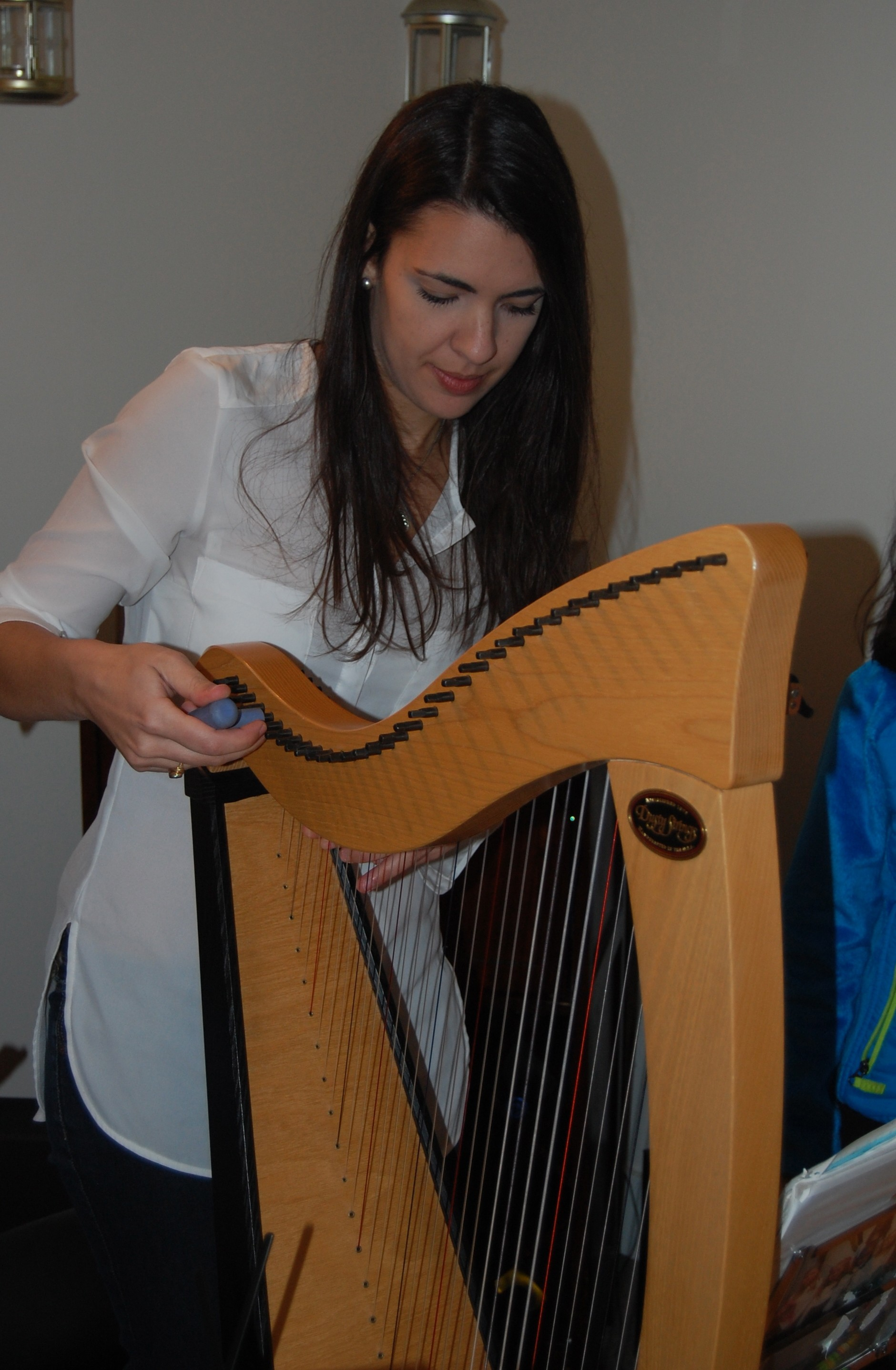 Harp Lessons Boston The Great Wide Open