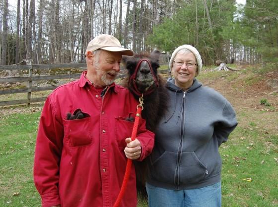 Dave, Stone and Karen
