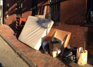 Evidence of a move in Beacon Hill